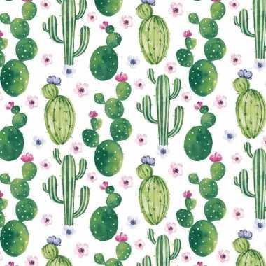 Feest servetten cactus 20 stuks