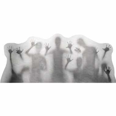 Feest versiering horror raamstickers schimmen 35 x 78 cm