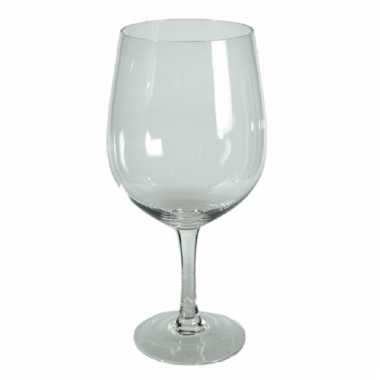 Feestartikelen mega wijnglas
