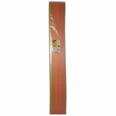 Feestrietjes sangria lang100 cm neon 100 st