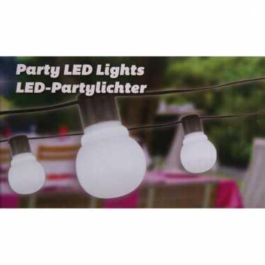 Feestverlichting 20 lampjes 11 meter