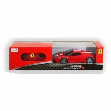 Ferrari 458 speciale rode radiografisch bestuurbaar 1:24
