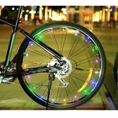 Fietswiel verlichting led lichtsnoer