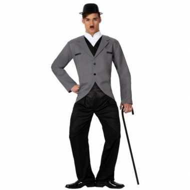 Filmster charlie kostuum voor heren
