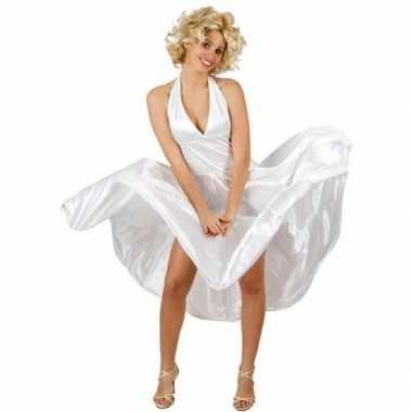 Filmster marilyn kostuum voor dames