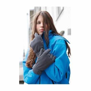 Fleece handschoenen van het merk thinsulate