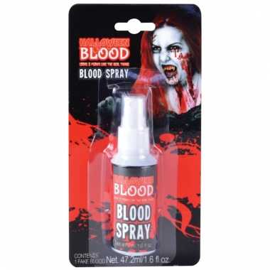 Flesje met bloed spray 47 ml