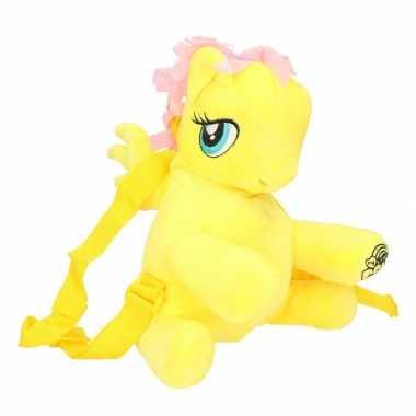 Fluttershy little pony rugtas voor kinderen