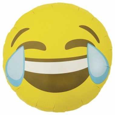 Folie ballon lol smiley 46 cm