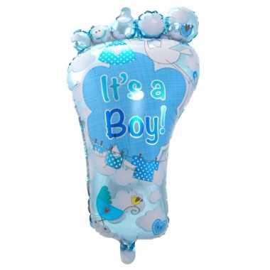 Folieballon its a boy 70 cm