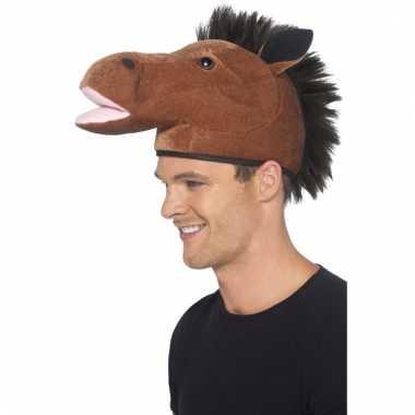 Foute hoed paardenhoofd