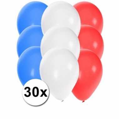 Franse ballonnen pakket 30x