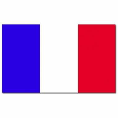 Franse vlag 90 x 150 cm