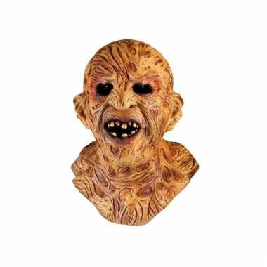 Freddy horror masker voor volwassenen