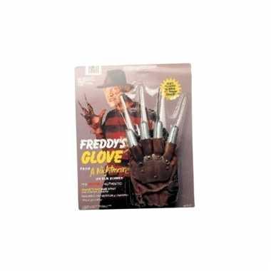 Freddy mes handschoenen voor volwassenen