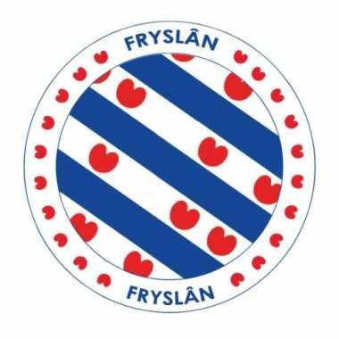Friesland thema bierviltjes