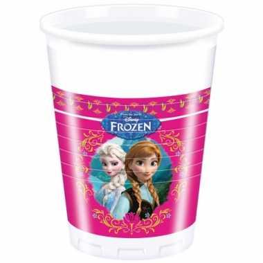 Frozen bekertjes 8 stuks