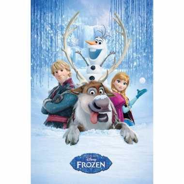 Frozen maxi poster sven 61 x 91,5 cm