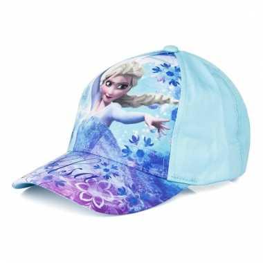 Frozen petje blauw voor meisjes