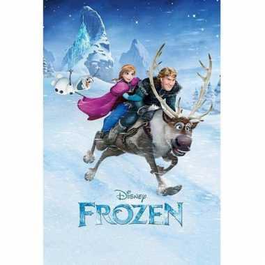 Frozen poster groot 61 x 91,5 cm