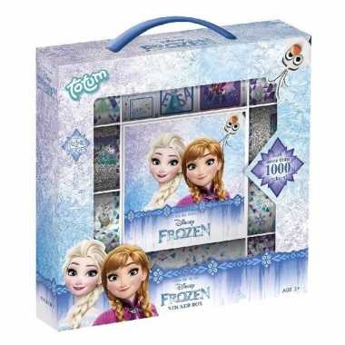 Frozen sticker box 14 vellen
