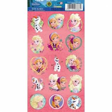 Frozen stickers disney
