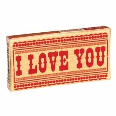 Fun kauwgom ik hou van je