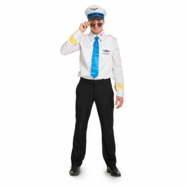 Funny piloot outfit voor heren