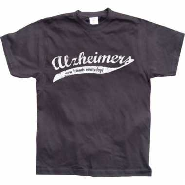 Funny t-shirt alzheimer