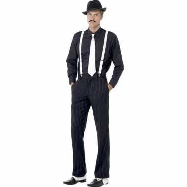 Gangster/boeven accessoires voor heren