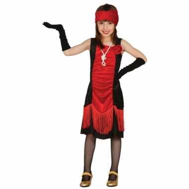 Gangster outfit voor meisjes