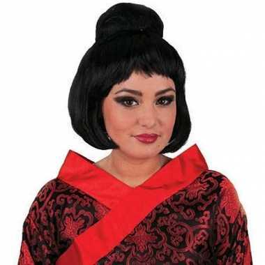 Geisha pruiken