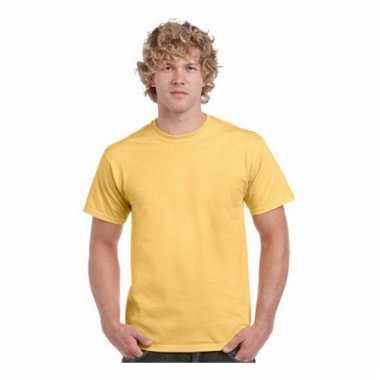 Gekleurd t-shirt voor heren
