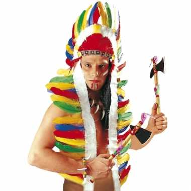 Gekleurde indianentooi 160 cm