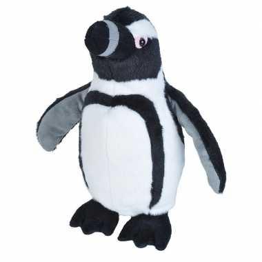 Gekleurde pinguins knuffels 35 cm knuffeldieren