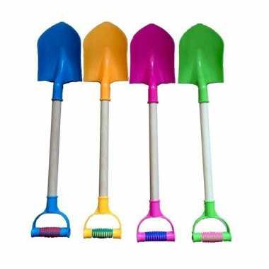 Gekleurde schep voor kinderen