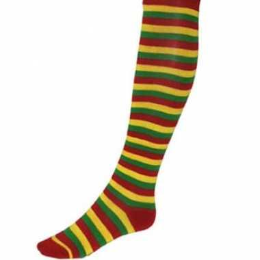 Gekleurde sokken voor dames
