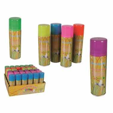 Gele serpentine spray 160 ml