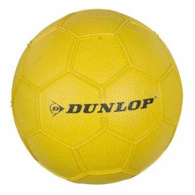 Gele voetbal beginnende voetballer maat 3