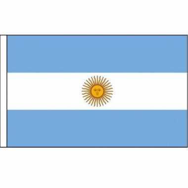 Gevelvlag argentinie 150 x 240 cm