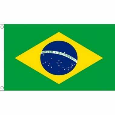 Gevelvlag brazilie 150 x 240 cm
