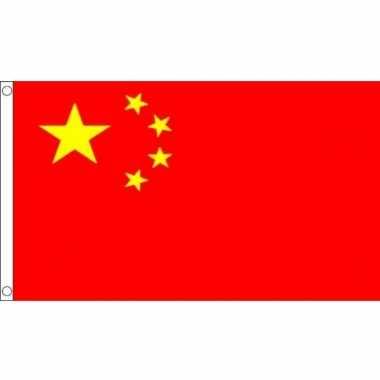 Gevelvlag china 150 x 240 cm