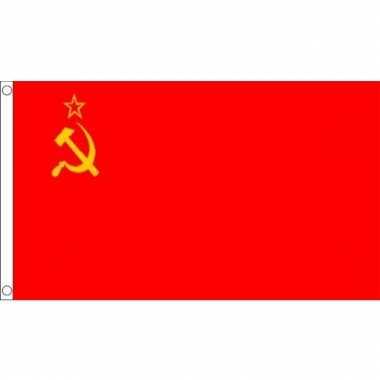 Gevelvlag sovjet unie 150 x 240 cm