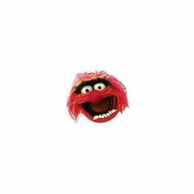 Gezichtsmasker animal muppetshow
