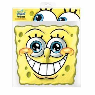 Gezichtsmasker spongebob