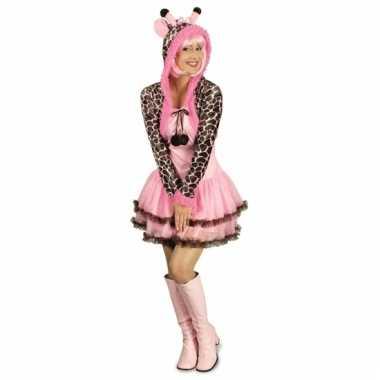Giraf kostuum voor dames