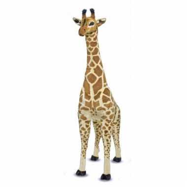 Giraffe knuffel 140 cm