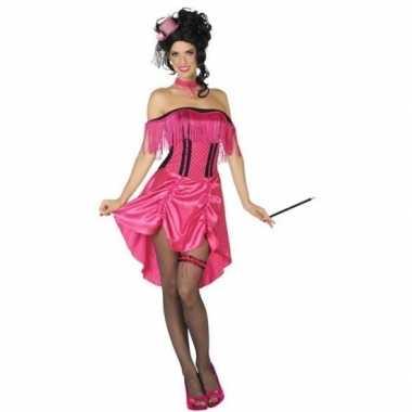 Goedkoop cabaret verkleed jurkje voor dames