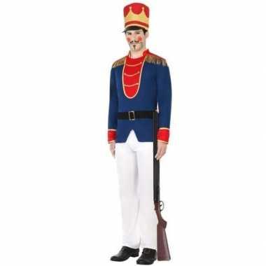 Goedkoop speelgoed soldaat verkleed kostuum voor heren