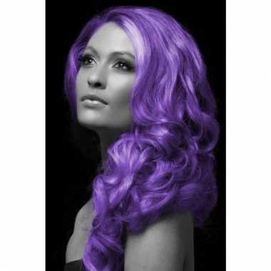 Haarverf spray 125 ml paars